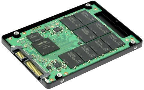 Внутреннее строение SSD