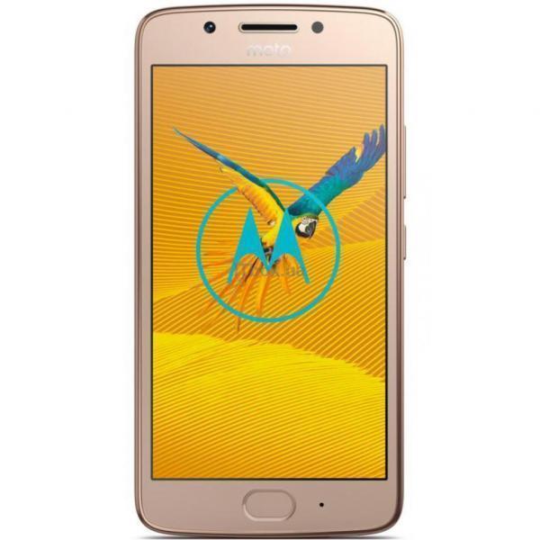 Motorola Moto G5 (XT1676) 16Gb Gold (PA610071UA)
