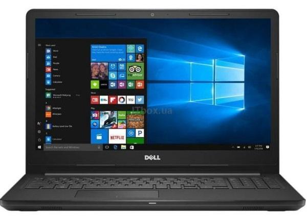 Dell Inspiron 3567 (I315F34H10DIL-6BK)
