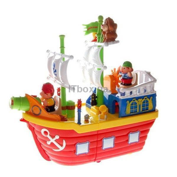 Kiddieland Пиратский корабль (38075)