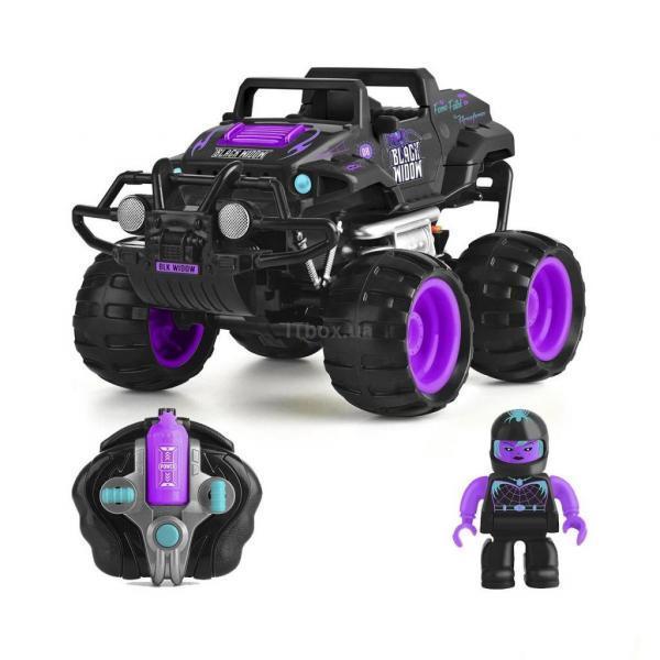 Monster Smash-Ups RASH CAR на р/у