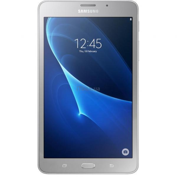 "Samsung Galaxy Tab A 7.0"" LTE Silver (SM-T285NZSASEK)"