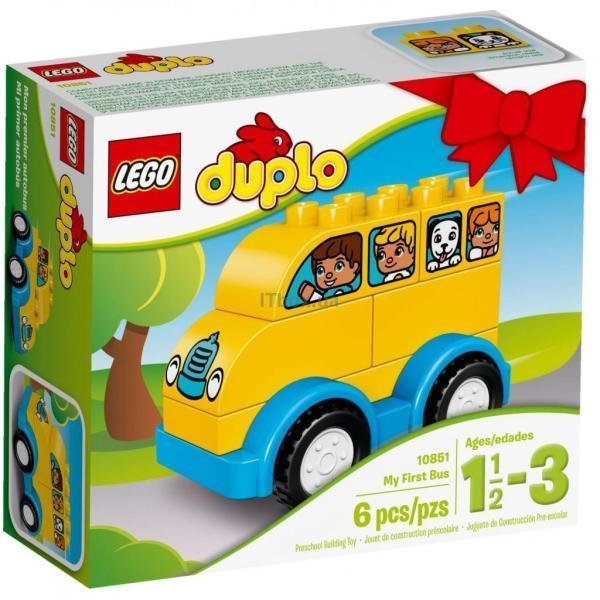 LEGO Duplo Мой первый автобус (10851)