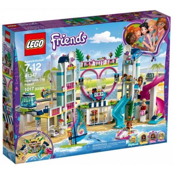 LEGO Курорт Хартлейк-Сити (41347)