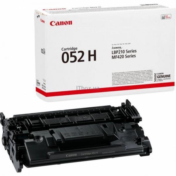 Canon 052H Black 9K (2200C002)