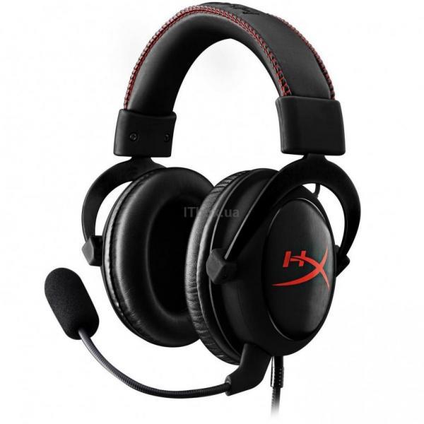 Kingston HyperX Cloud Core Gaming Black (KHX-HSCC-BK)